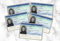 Carte National d'Identité - 5 personnes