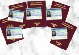 Passeport ET Carte Nationale d'Identité - 5 personnes