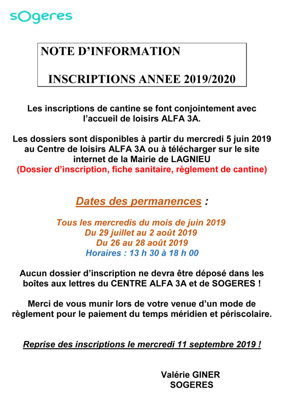 NOTEINFORMATIONLAGNIEU20192020