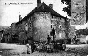 Le château Montferrand